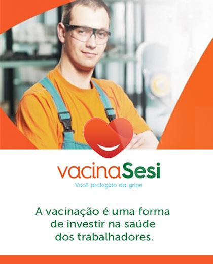 VacinaSESI