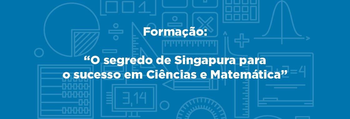 Especialistas de Singapura vão a Joinville (SC) para formarprofessores de...