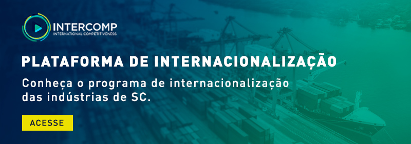 Intercomp Internacionalização