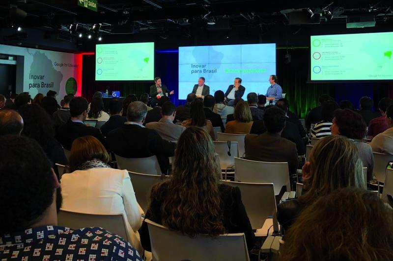 Em evento do Google, SC é referência no uso de tecnologia na sala de aula