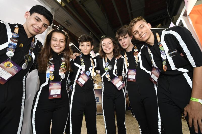 Nos EUA, catarinenses representarão o Brasil em campeonato mundial de robótica