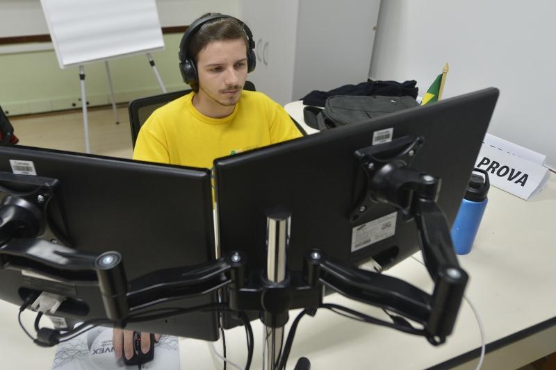 Catarinense leva 1º lugar em simulados internacionais de Soluções de Softw...