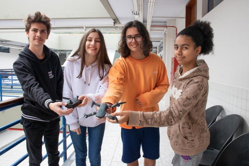 Estudantes de SC iniciam disputa de Olimpíada Espacial, que tem apoio da NASA