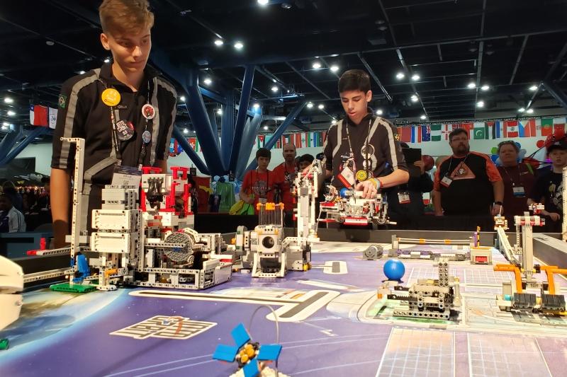 Vida nas cidades é tema da nova temporada do torneio de robótica FIRST LEGO...