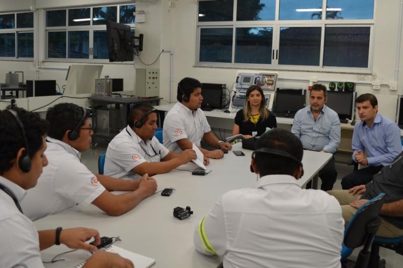 Instrutores da Guatemala são capacitados por docentes do SENAI/SC