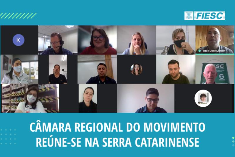 Na Serra, FIESC apresenta plataforma que promove qualificação e renda