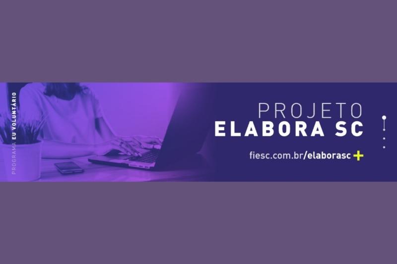 Projeto Elabora SC está com inscrições abertas para organizações sociais...